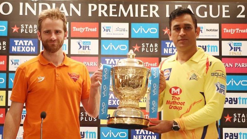 आईपीएल 2018: चेन्नई-हैदराबाद के बीच फाइनल आज, मुंबई के वानखेड़े स्टेडियम में भिड़ेंगी दोनों टीमें