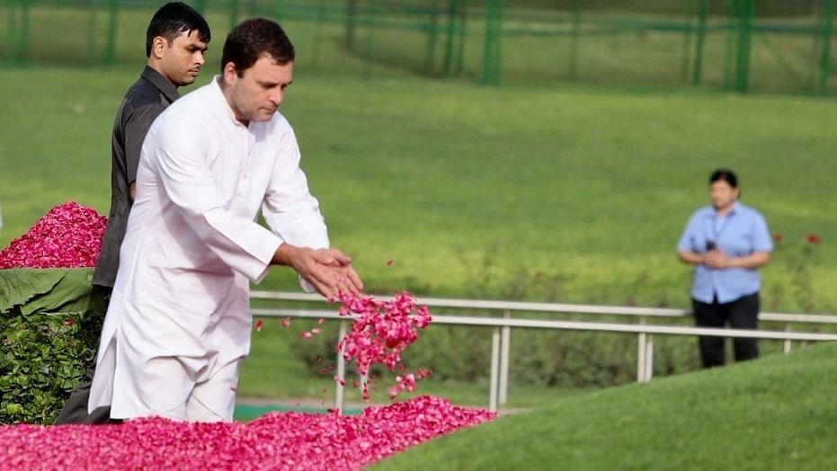 देश के पहले पीएम पंडित नेहरू की पुण्यतिथि आज, राहुल गांधी ने दी श्रद्धांजलि