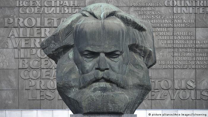 जर्मनी: मार्क्स और एंगेल्स की स्मृतियां