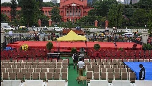 कर्नाटक में कांग्रेस-जेडीएस की सरकार आज संभालेगी कामकाज, शपथ समारोह में दिखेगी विपक्षी एकता की ताकत