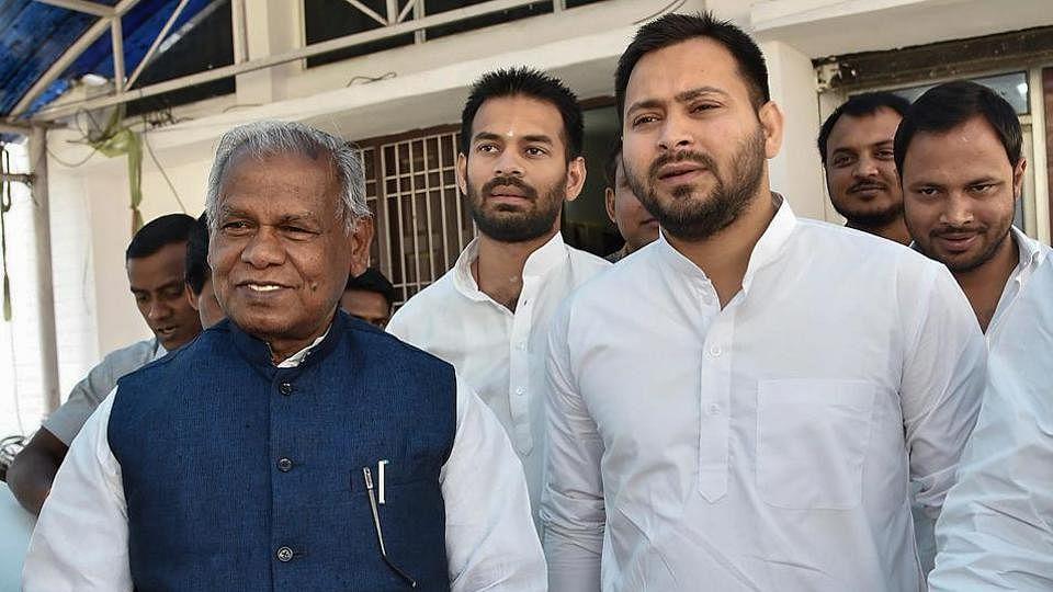 नीतीश के महागठबंधन में लौटने पर भी तेजस्वी ही होंगे मुख्यमंत्री पद का चेहरा : जीतन राम मांझी