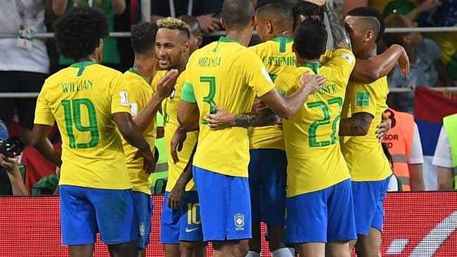 फीफा विश्व कप: कोस्टा रिका से ड्रॉ खेल स्विट्जरलैंड अगले दौर में, ब्राजील ने सर्बिया को दी मात