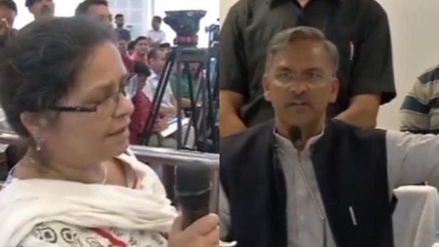 उत्तराखंड: सीएम रावत और शिक्षिका उत्तरा पंत विवाद की सच्चाई को भटकाने की कोशिश में मीडिया प्रबंधक