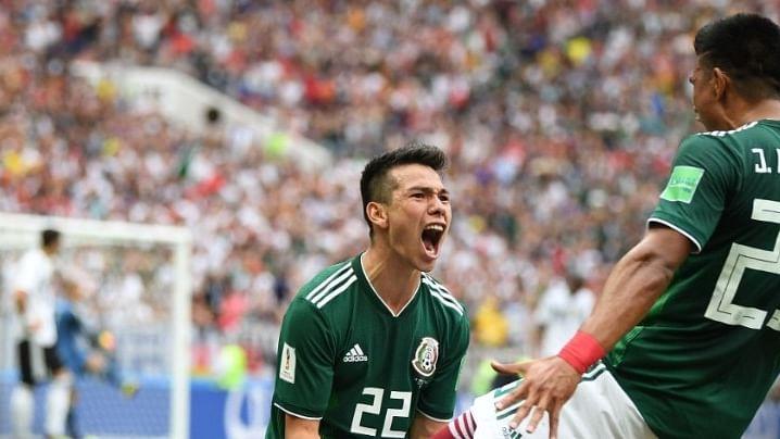 फीफा विश्व कप: मेक्सिको ने जर्मनी और सर्बिया ने कोस्टा रिका को दी मात, ब्राजील को स्विट्जरलैंड ने ड्रा पर रोका
