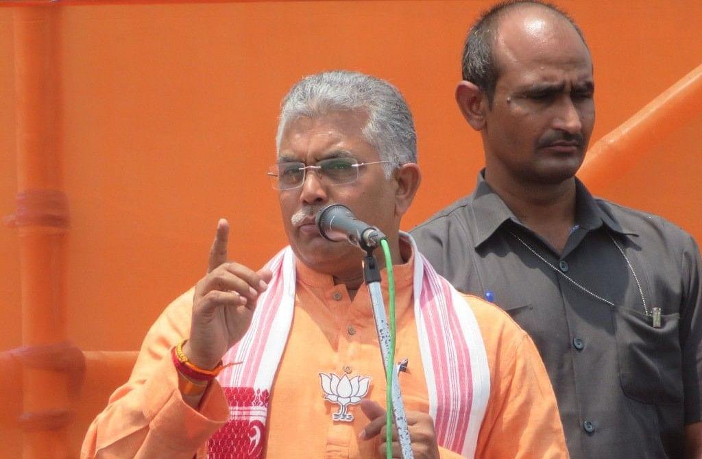 बांग्लादेश में हिंदुओं पर हमला: BJP नेता दिलीप घोष ममता पर हुए गरम, लेकिन हसीना पर नरम