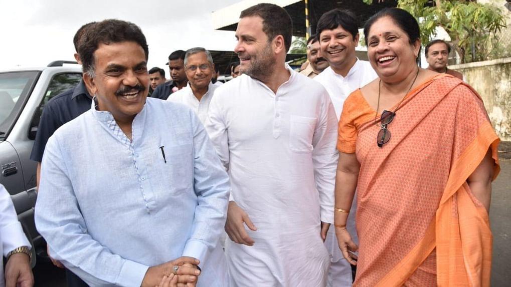मुंबई: पार्टी को बूथ स्तर पर मजबूत करने में जुटे राहुल गांधी, कहा, कार्यकर्ता पार्टी की  आत्मा हैं