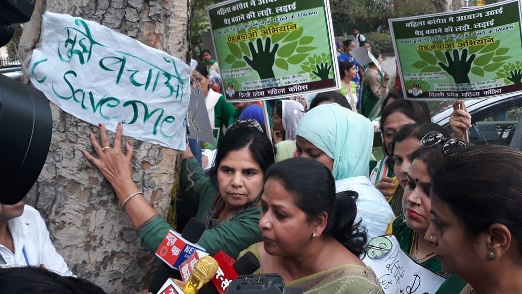 दिल्ली: पेड़ों की कटाई पर रोक की मांग करने वाले याचिकाकर्ता ने कहा, ऐसा हुआ तो सरकार-नागरिक दोनों होंगे जिम्मेदार