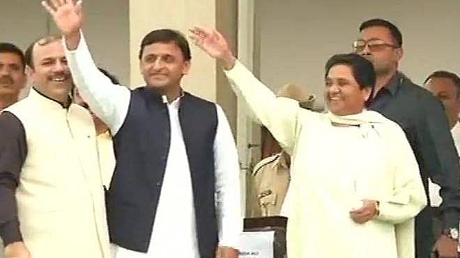 बीएसपी ने खारिज कीं एसपी को छोड़ सिर्फ कांग्रेस के साथ गठबंधन की अटकलें, कहा यह बीजेपी की बौखलाहट