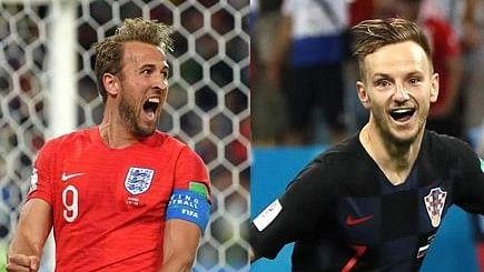 फीफा विश्व कप: दो दशक  बाद सेमीफाइनल में भिड़ेंगे इंग्लैंड-क्रोएशिया, हैरी  और लूका पर रहेंगी निगाहें