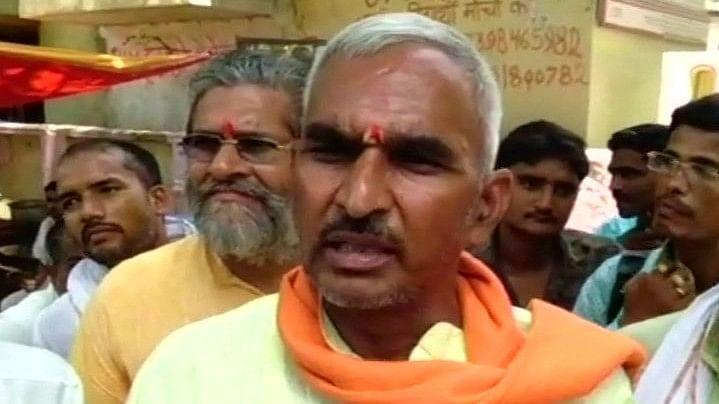 बीजेपी विधायक सुरेंद्र सिंह का विवादित बयान, कहा, भगवान राम भी आ जाएं तो नहीं रुक सकतीं रेप की घटनाएं