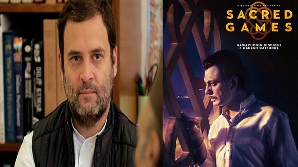 मेरे पिता देश के लिए जीये, देश के लिए जान दी, काल्पनिक पात्रों से सच्चाई नहीं बदल सकती: राहुल गांधी