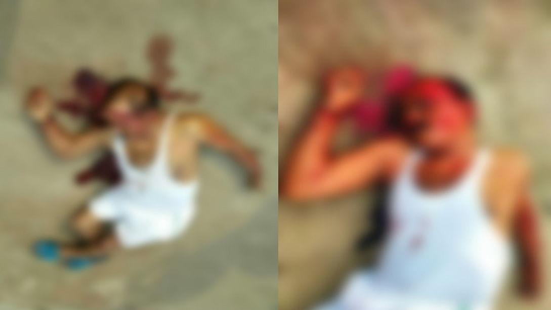 पहली फोटो देखकर किसी ने कहा, सीने पर तो नहीं लगी गोली, सुनील राठी ने फिर सीने में गोली मारी, और भेज दिया फोटो