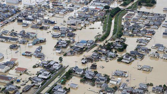 जापान: भारी बारिश और भूस्खलन से अब तक 141 लोगों की मौत, 20 लाख लोग बेघर, पीएम आबे का  विदेशी दौरा रद्द