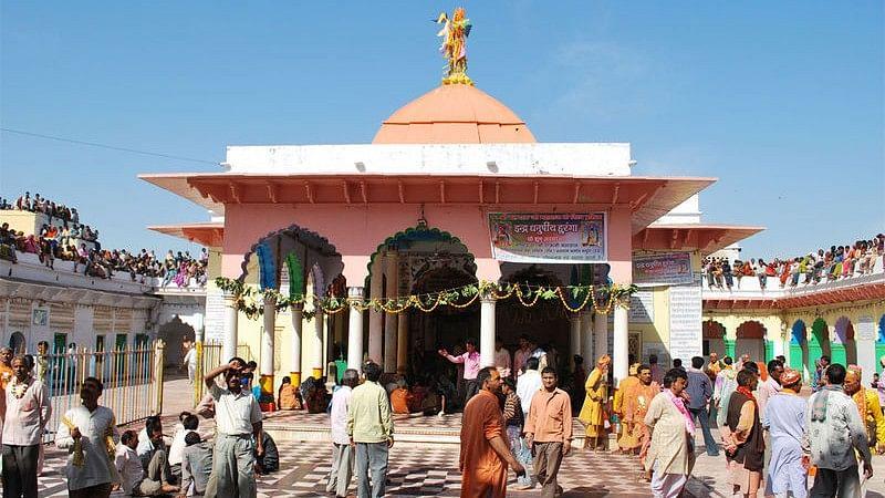 उत्तर प्रदेशः मथुरा के निकट दाऊ जी महाराज मंदिर को औरंगजेब ने दी थी पांच गांव की जागीर