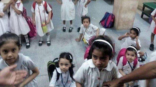 पुरानी दिल्ली का राबिया गर्ल्स स्कूल बना राजनीति का अखाड़ा