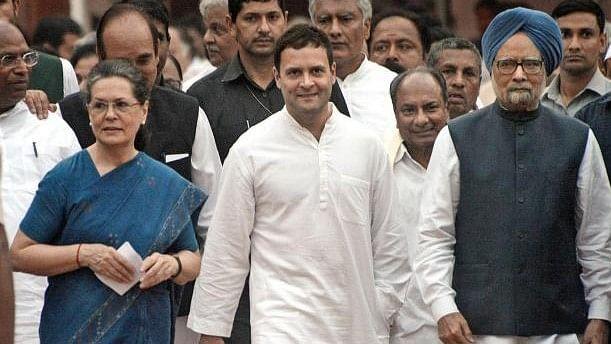 कांग्रेस की नई वर्किंग कमेटी घोषित, राहुल ने वरिष्ठ नेताओं के साथ युवाओं पर भी जताया भरोसा