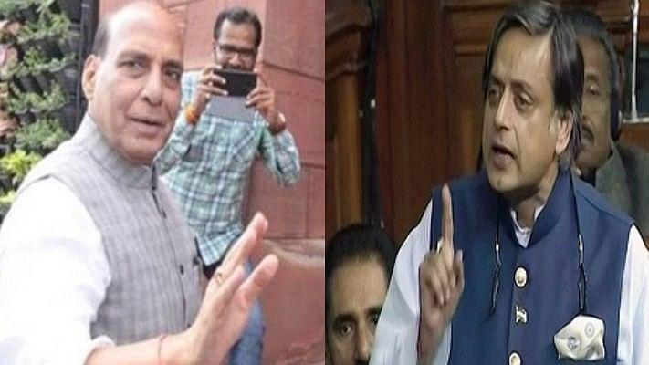 मॉब लिंचिंग: राजनाथ के बयान से खफा शशि थरूर बोले, ये कोई गेम नहीं जो एक-दूसरे पर डाल रहे हैं जिम्मेदारी