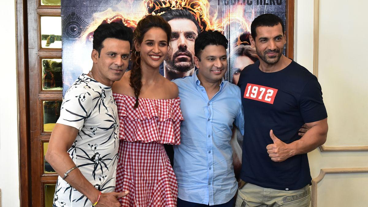 अक्षय कुमार की 'गोल्ड' से होगी 'सत्यमेव जयते' की टक्कर, दोनों फिल्मों में देशभक्ति का तड़का