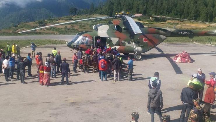 कैलाश मानसरोवर यात्रा: खराब मौसम के चलते 200 तीर्थयात्री नेपाल के सिमिकोट में फंसे