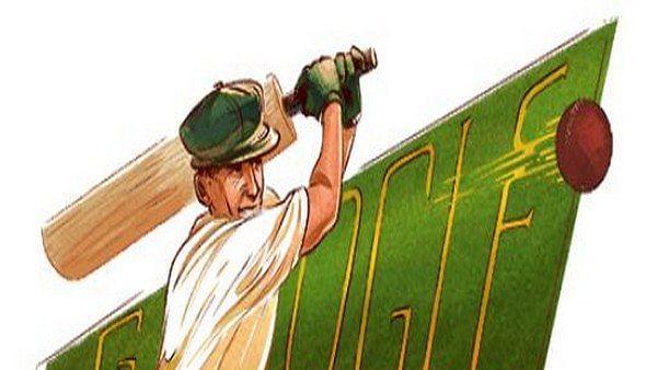 महान क्रिकेटर सर डॉन ब्रैडमैन के जन्मदिन  पर गूगल ने  डूडल बनाकर उन्हें किया याद