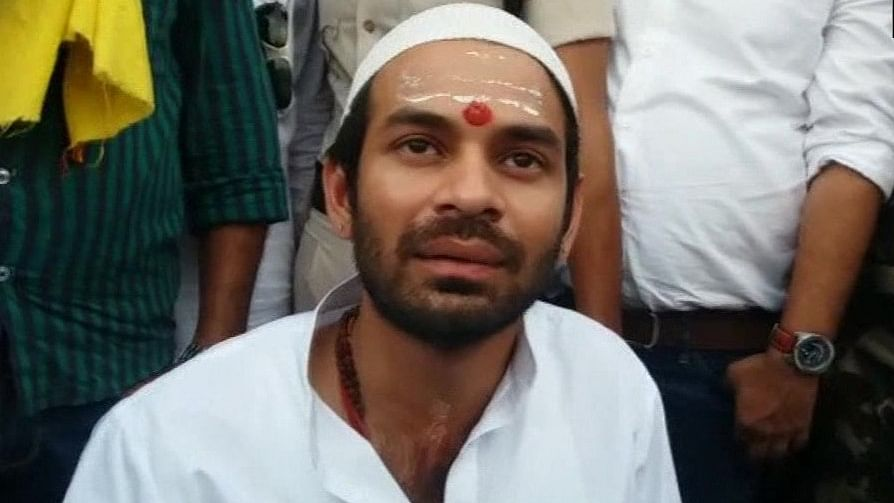 बिहार: आरजेडी नेता तेज प्रताप यादव का बीजेपी और आरएसएस पर आरोप, कहा, उनकी हत्या की साजिश रची जा रही है