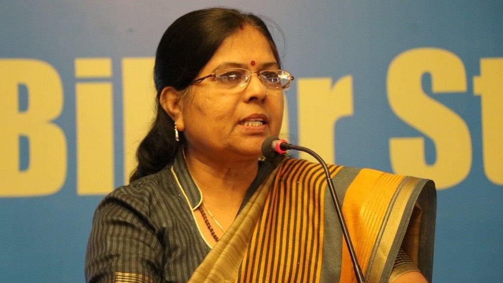 मुजफ्फरपुर बालिका गृह कांड में घिरीं नीतीश कैबिनेट की पूर्व मंत्री मंजू वर्मा पर केस दर्ज