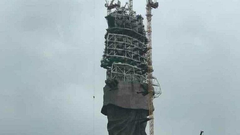 गुजरात में पटेल की प्रतिमा के लिए सरकारी तेल कंपनियों ने दिया पैसा, सीएजी ने उठाया सवाल