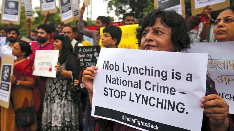 मॉब लिंचिंग की घटनाएं पूरी दुनिया में भारत को कर रही हैं बदनाम
