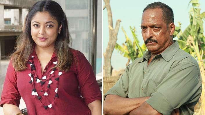 तनुश्री दत्ता को मिला हिंदी फिल्मों के 'स्टार्स' का साथ, नाना पाटेकर पर लगा है यौन दुर्व्यवहार का आरोप