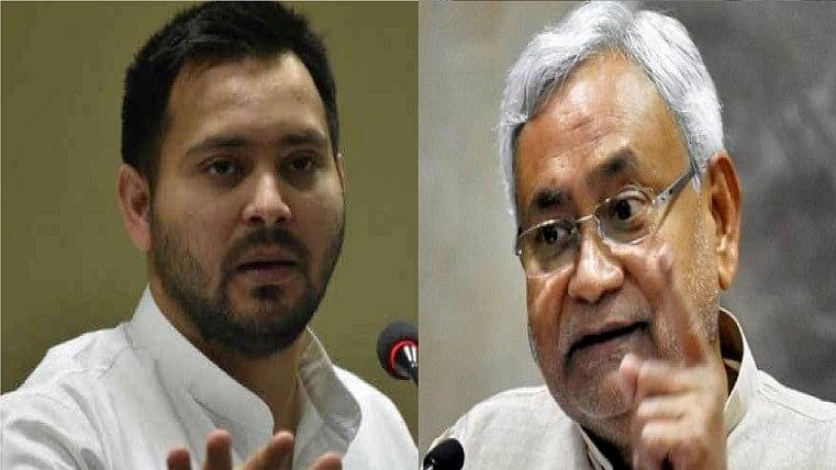 बिहार: तेजस्वी  ने नीतीश  को बताया यू-टर्न लेने के विशेषज्ञ, सृजन समेत 36 मुद्दों पर चुप्पी को लेकर उठाए सवाल