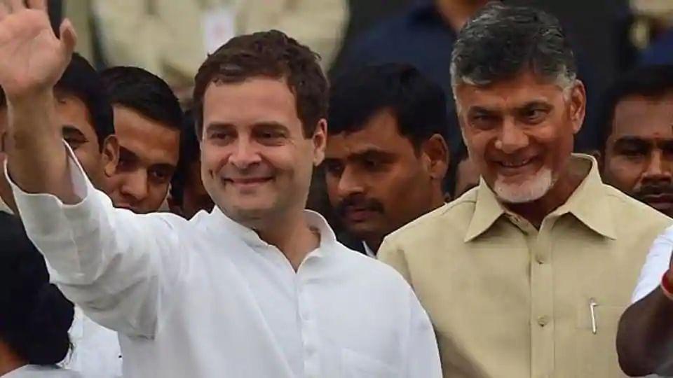 तेलंगानाः कांग्रेस-टीडीपी गठबंधन ने बढ़ाई बीजेपी की मुश्किलें, चंद्रशेखर राव भी परेशान