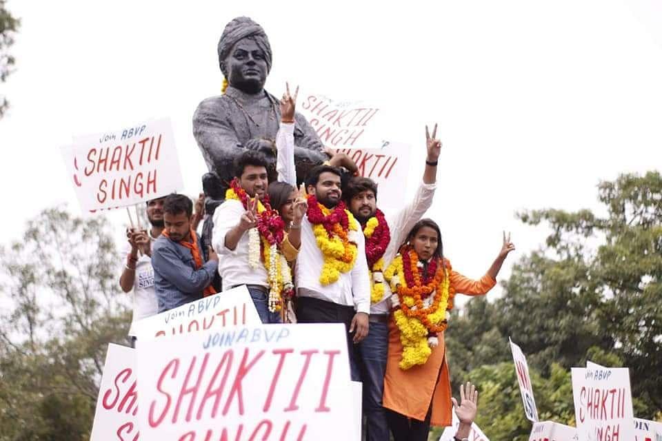 दिल्ली विश्वविद्यालय छात्र संघ चुनाव कल, अधूरे वादों और पुराने मुद्दों की छाया में लड़ा जा रहा है चुनाव