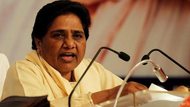 एससी-एसटी एक्ट के विरोध में हुए भारत बंद को मायावती ने बताया बीजेपी का राजनीतिक स्टंट