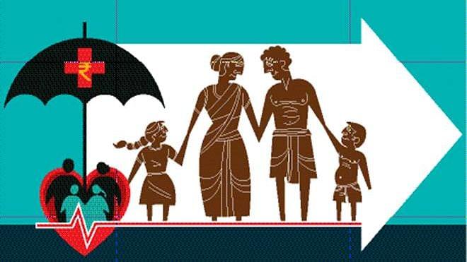 बुनियादी स्वास्थ्य सेवाओं को मजबूती देने के बजाए आयुष्मान भारत उर्फ मोदीकेयर के नाम पर बताशे बांटती सरकार