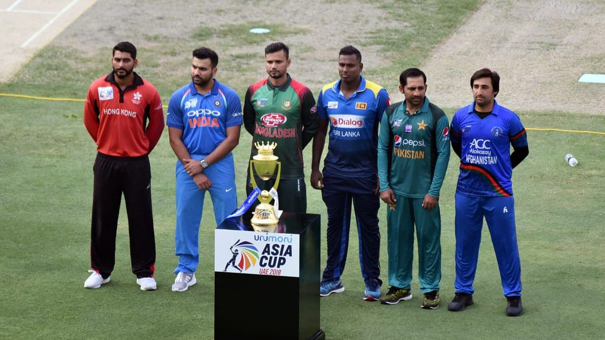 श्रीलंका-बांग्लादेश की भिड़ंत के साथ शुरू होगा एशिया कप,  19 सितंबर को भारत-पाकिस्तान के बीच मुकाबला