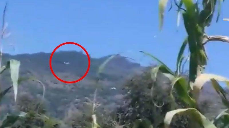 जम्मू-कश्मीर: पाक ने की हवाई सीमा उल्लंघन की हिमाकत, भारतीय सीमा में घुसा पाकिस्तानी हेलीकॉप्टर