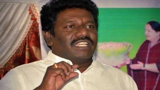 तमिलनाडु: एआईएडीएमके के विधायक करुनास गिरफ्तार, सीएम पलानीस्वामी पर आपत्तिजनक टिप्पणी करने का आरोप