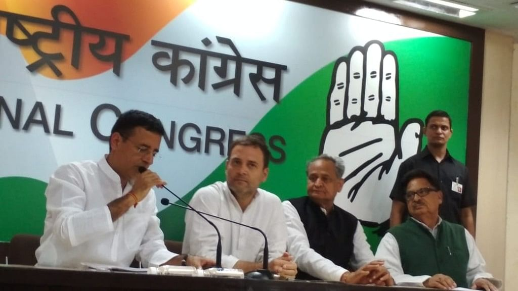 राहुल गांधी का  तीखा हमला: जेटली जी बताएं, माल्या के भागने में मिलीभगत थी, या पीएम के कहने पर भगाया?