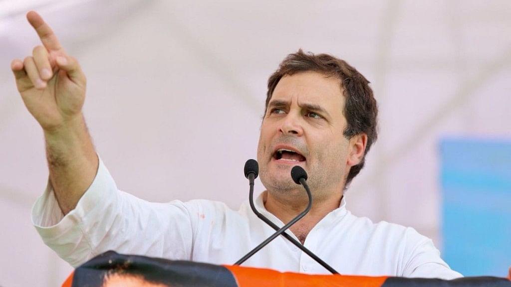 माल्या के मुद्दे पर राहुल गांधी का मोदी सरकार पर फिर से हमला, यूथ कांग्रेस ने भी किया विरोध-प्रदर्शन