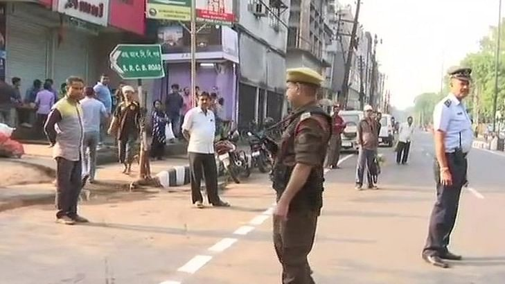 2016 के नागरिकता संशोधन बिल के खिलाफ 46 संगठनों का असम बंद,  बाजारों में पसरा सन्नाटा, सड़कों से  वाहन नदारद