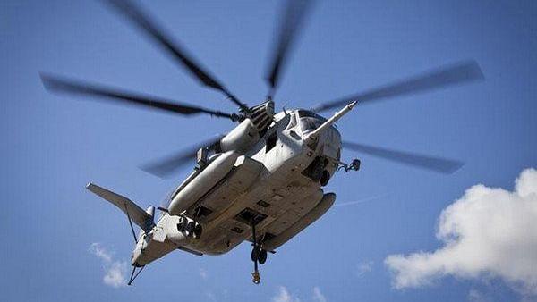 चीन ने फिर की घुसपैठ, लद्दाख में घुसे चीनी हेलीकॉप्टर, 10 मिनट के बाद अपनी सीमा में लौटे