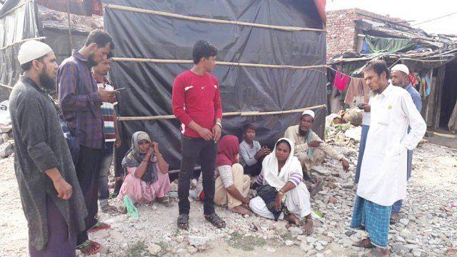 दिल्ली के ओखला में बसे रोहिंग्या शरणार्थियों में खौफ, बोले- म्यांमार जाकर मरना नहीं चाहते
