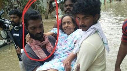 केरलः बाढ़ में सैकड़ों की जान बचाने वाले जिनेश की हादसे में मौत, सड़क पर तड़पता रहा, लेकिन किसी ने नहीं की मदद