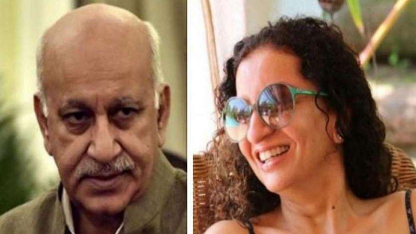 #MeToo: प्रिया रमाणी का अकबर के मुकदमे पर जवाब, 'डराकर लोगों को चुप कराना चाहते हैं एम जे अकबर'