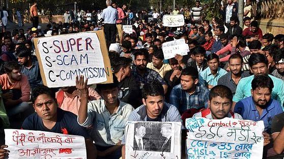 एसएससी परीक्षा घोटालाः सुप्रीम कोर्ट ने केंद्र को लगाई फटकार, नये सिरे से परीक्षा कराने पर मांगा जवाब