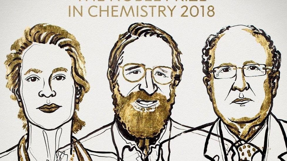 प्रोटीन के विकास पर 3 वैज्ञानिकों को रसायन शास्त्र के क्षेत्र में मिला नोबेल पुरस्कार