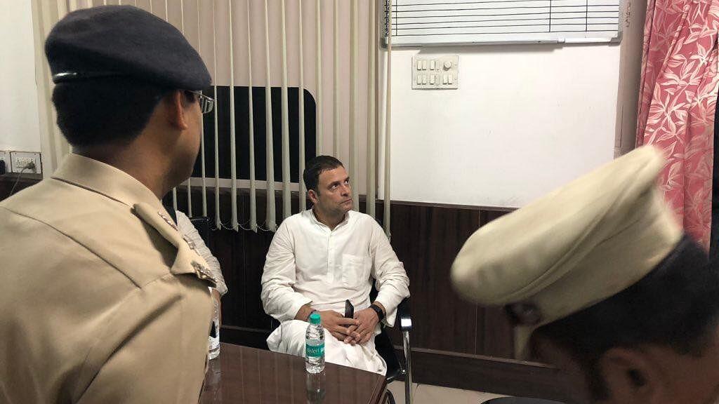 रिहा होने के बाद राहुल बोले, चाहे जितनी बार पीएम करा लें गिरफ्तार, ये सच है कि 'चौकीदार' चोर है