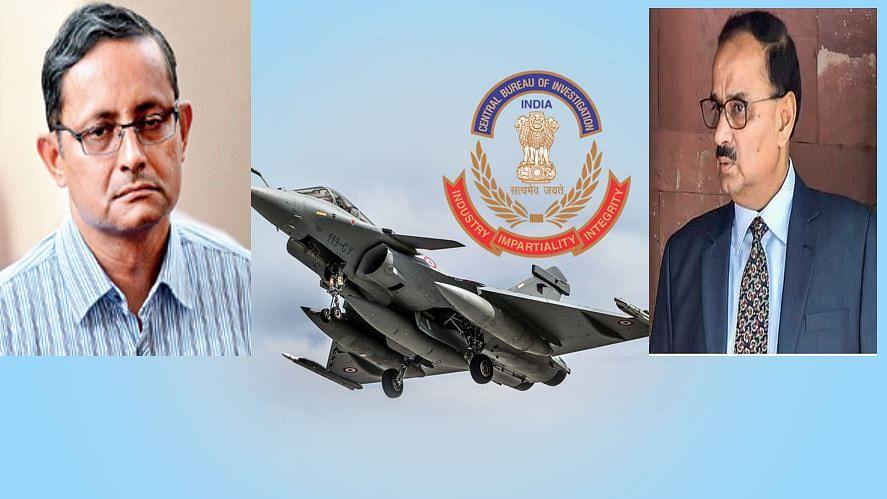 एक्सक्लूसिव: राफेल  फाइल  के लिए रक्षा सचिव को चिट्ठी लिख चुके थे   वर्मा, सरकार चाहती थी इस चिट्ठी की वापसी