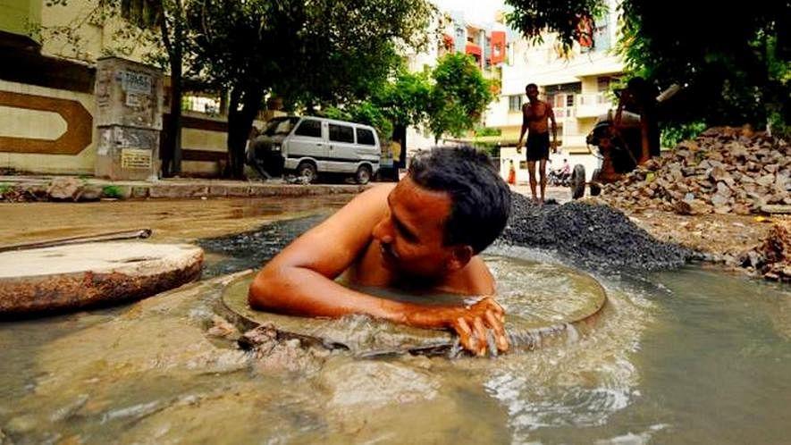 स्वच्छ भारत बनाम मल-मूत्र ढोता भारत