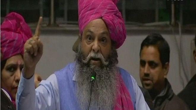 जिस नेता ने दीपिका-भंसाली के सिर पर 10 करोड़ के ईनाम का ऐलान किया था, बीजेपी ने उसे फिर से पार्टी में लिया